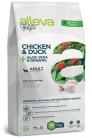Alleva Holistic Adult Mini Chicken&Duck+Aloe Vera&Ginseng