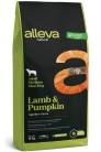 Alleva Natural Adult Medium/Maxi Lamb&Pumpkin