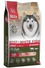Blitz Holistic ADULT BEEF&WHITE FISH 1.5 kg