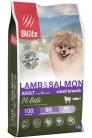 Blitz Holistic ADULT SMALL BREEDS LAMB&SALMON 1.5 kg