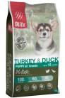 Blitz Holistic PUPPY TURKEY&DUCK 1.5 kg