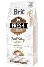 Brit Fresh Turkey With Pea Adult Fit&Slim