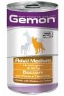 Gemon Dog Medium с курицей и индейкой