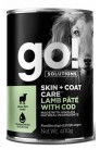 GO! Skin+Coat Lamb Pate with Cod DF