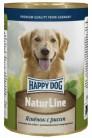 Happy Dog Natur Line с ягненком и рисом
