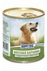 Happy Dog Natur Line баранина с печенью, сердцем, рубцом и рисом