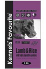 Kennels' Favourite Lamb and Rice 3 kg