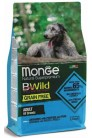 Monge Dog BWild GRAIN FREE с анчоусом 2,5 кг