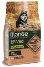 Monge Dog BWild GRAIN FREE с лососем 2,5 кг