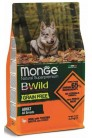 Monge Dog BWild GRAIN FREE с уткой 2,5 кг