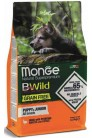 Monge Dog BWild GRAIN FREE Puppy&Junior 2 кг