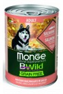 Monge Dog BWild GF ADULT-Salmon