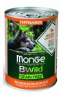 Monge Dog BWild GF PUPPY/JUNIOR-Duck