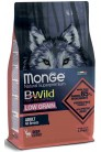 Monge Dog BWild LOW GRAIN Deer 2.5 кг