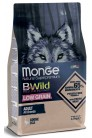 Monge Dog BWild LOW GRAIN Goose 2.5 кг