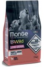 Monge Dog BWild LOW GRAIN Puppy&junior Deer  2.5 кг