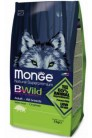 Monge BWild Dog Adult Wild Boar 2,5 кг