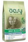 Oasy Dry Dog Adult Medium Lamb