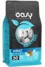 Oasy Dry Dog Grain Free Adult Medium/Large Fish