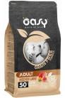 Oasy Dry Dog Grain Free Adult Medium/Large Lamb