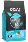 Oasy Dry Dog Grain Free Adult Small Fish