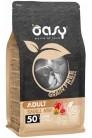 Oasy Dry Dog Grain Free Adult Small Lamb