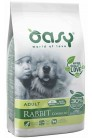 Oasy Dry Dog OAP Adult All Breed Rabbit