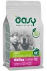 Oasy Dry Dog OAP Adult Medium/Large Wild Boar