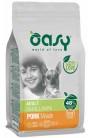 Oasy Dry Dog OAP Adult Small Pork