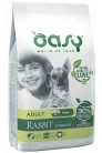 Oasy Dry Dog OAP Adult Small Rabbit