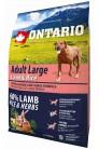 Ontario Adult Large Lamb&Rice 2.25 kg
