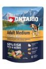 Ontario Adult Medium 7 Fish&Rice 0.75 kg