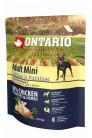 Ontario Adult Mini Chicken&Potatoes 0.75 kg