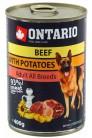 ONTARIO Beef with Potatos 400 gr