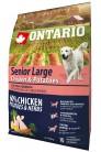 Ontario Senior Large Chicken&Potatoes 2.25 kg