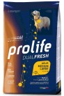 Prolife Dual Fresh Adult Medium/Large (от 11 до 44 кг) Buffalo, Lamb & Rice