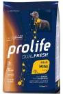 Prolife Dual Fresh Adult Mini (от 1 до 10 кг) Buffalo, Lamb & Rice